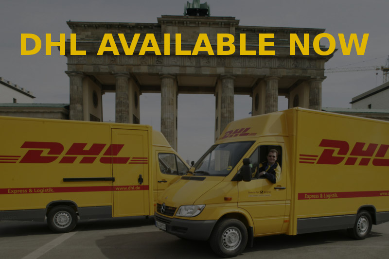 DHL NOW!!!