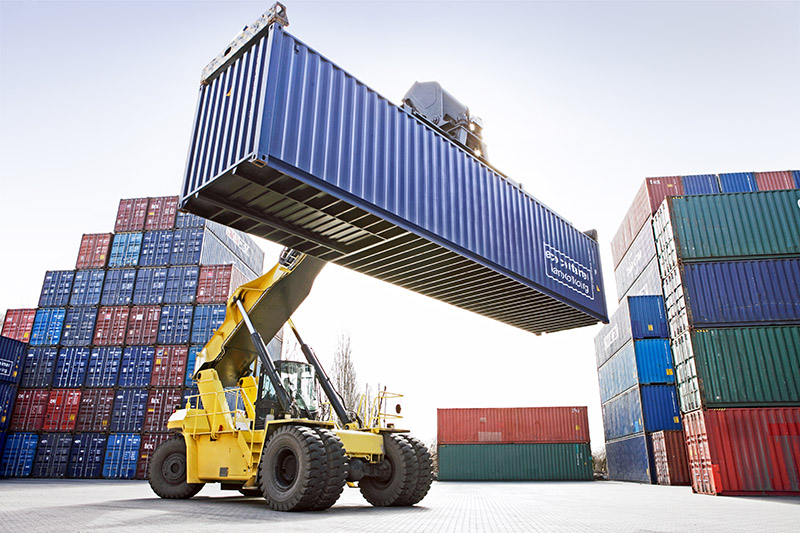 Hàng Container Tháng 3.2018